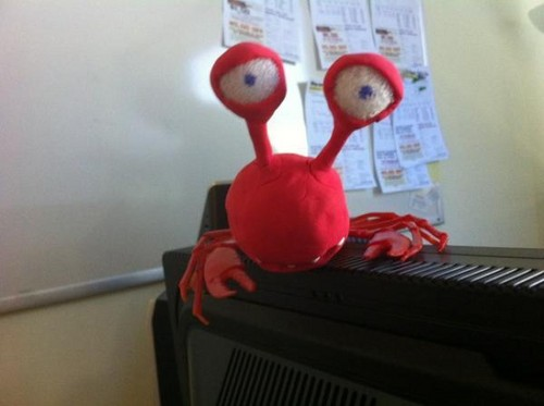 Dr. Blowhole's Minion!