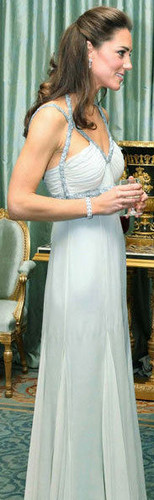 Duchess Catherine hosting a private charity 晚餐 at Clarence House.