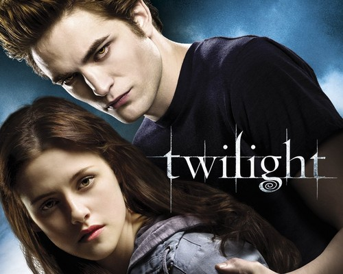 Twilight Movie wallpaper containing a portrait titled Edward and Bella