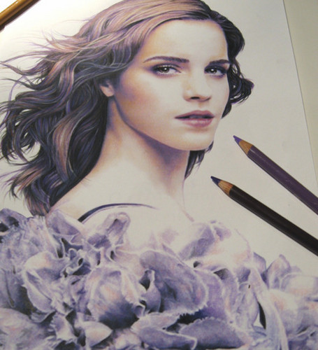 Emma Drawing