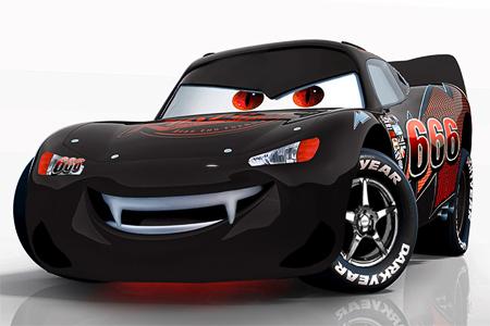 Evil McQueen