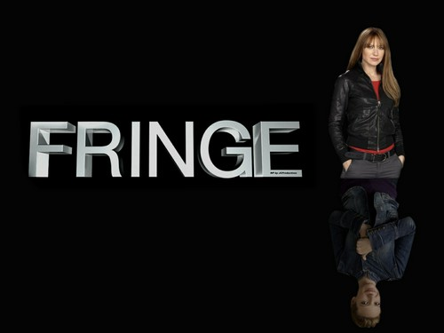 Fringe wallpaper entitled Fringe / Agent Olivia Dunham