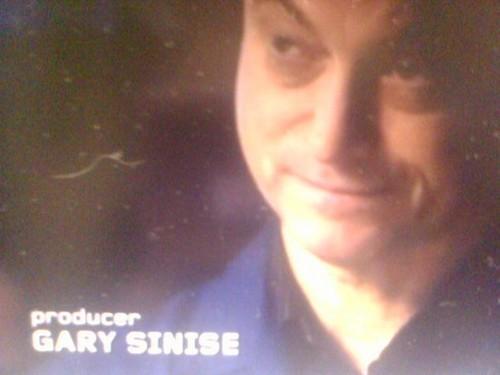 GARY A SINISE