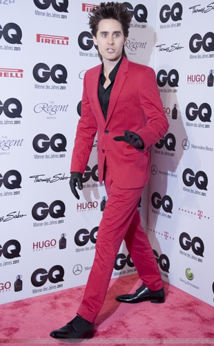GQ Men Of The anno 2011 Awards - Berlin - 28 Oct 2011