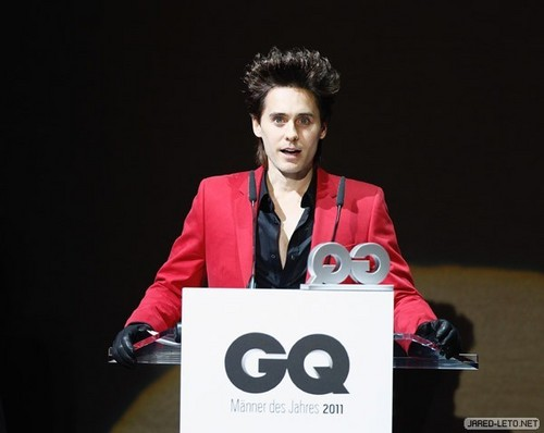 GQ Men Of The Year 2011 Awards - Berlin - 28 Oct 2011