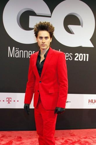 GQ Men Of The বছর 2011 Awards - Berlin - 28 Oct 2011