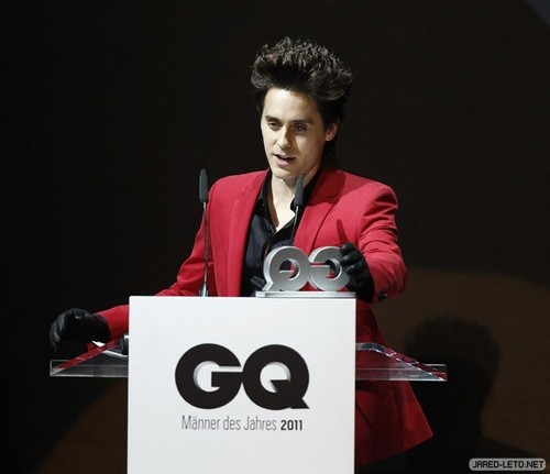 GQ Men Of The Year 2011 Awards - Berlin - 28 Oct 2011