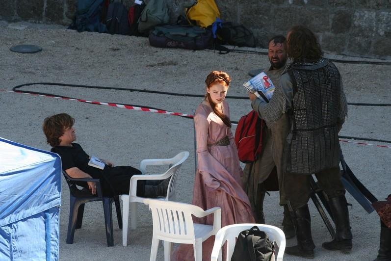 Game of Thrones- Season 2 Filming - Sandor Clegane Photo (26338369 ...