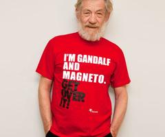 Gandalf and Magneto...