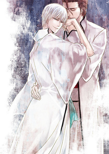 Gin and Aizen - bleach-yaoi Photo