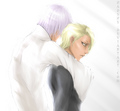 Gin and Kira - bleach-yaoi photo