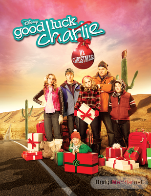 Good Luck Charlie : It's Christmas! (2012) > Posters