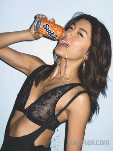 Grace Park fond d'écran possibly containing skin called Grace <33