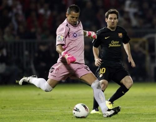 Granada vs FC Barcelona La Liga Week 9 [0-1]