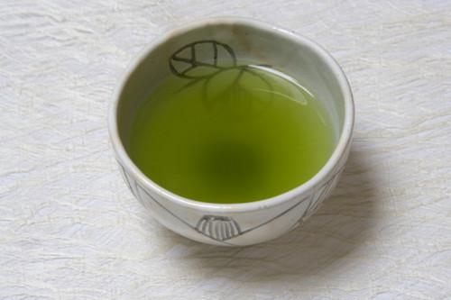 سبز چائے