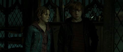 Harry Potter - Deathly Hallows II - hermione-granger Screencap