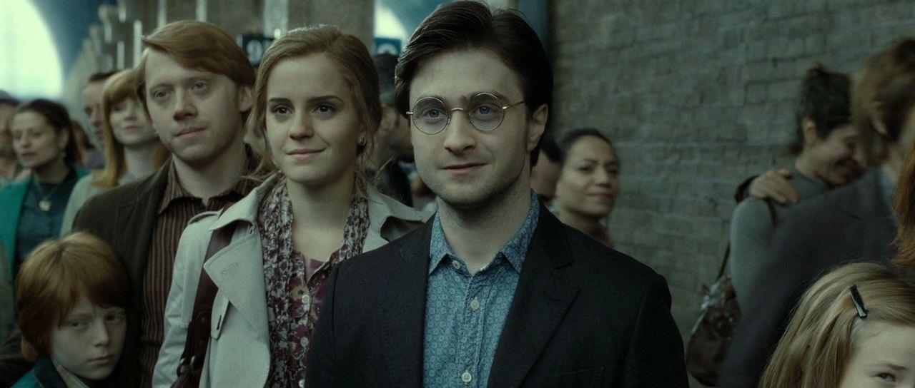 Harry Potter - Deathly Hallows II - hermione granger Image ...