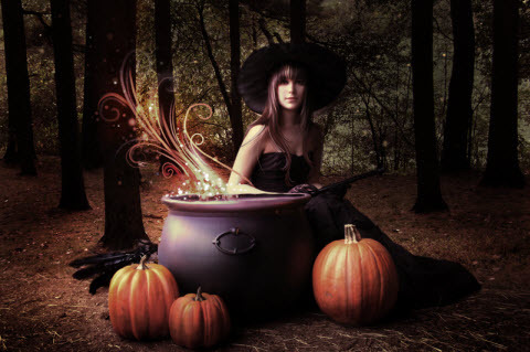 Have A Beautiful Halloween Everyone <3 - yorkshire_rose Photo