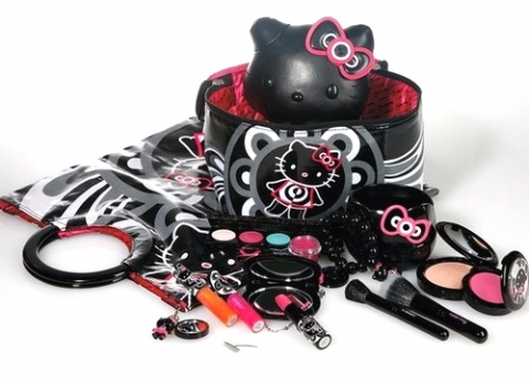 Beauty Products Images Hello Kitty Cosmetics Wallpaper And Background Photos