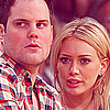 Hilary Duff & Mike Comrie foto with a portrait titled Hilary Duff & Mike Comrie
