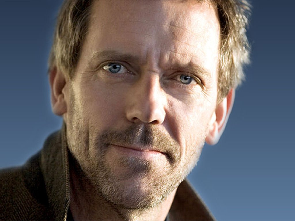 Dr House - Hugh Laurie...