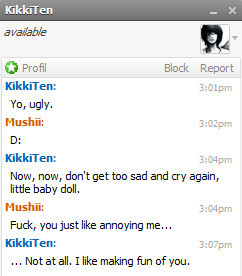 I've got such a nice friend...