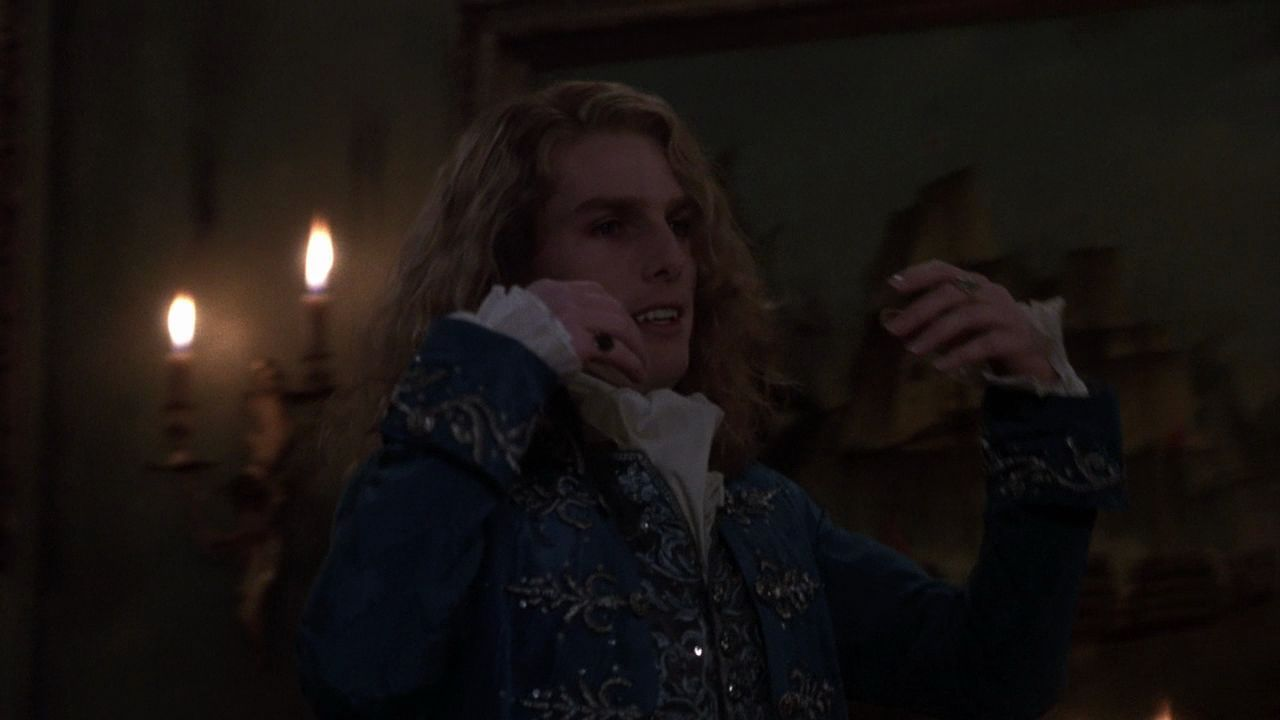 Vampire Chronicles Interview With The Vampire The Vampire Lestat Rachael Edwards