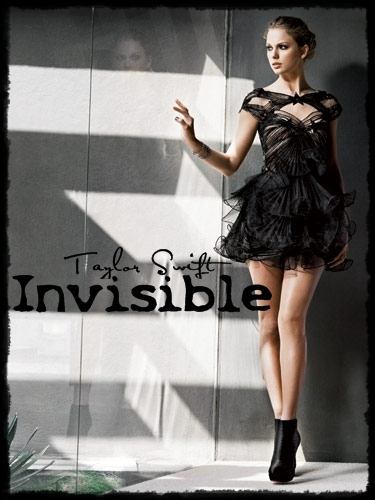 Invisible (Fanmade Single Cover)