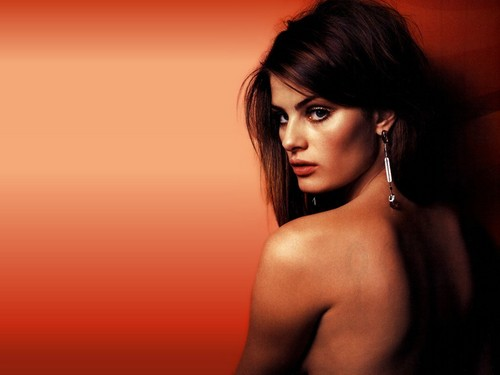 Isabeli Fontana - swimsuit-si Wallpaper
