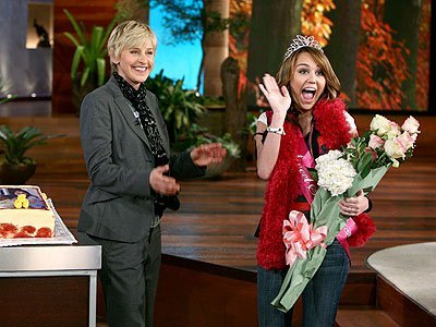 Its The AMAZING Miley!!