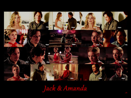 Revenge wallpaper possibly containing a concert called Jack & Amanda\Emily