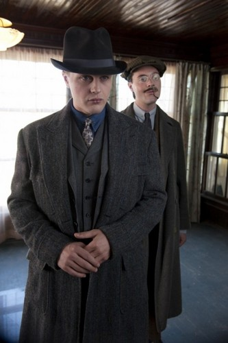 Jimmy Darmody & Richard Harrow - boardwalk-empire Photo
