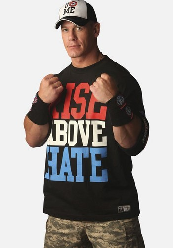 HQ *John Cena - RISE ABOVE HATE