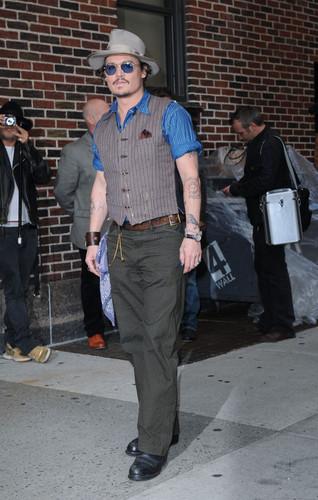 Johnny at Letterman's دکھائیں