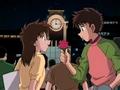 Kaito and Aoko - detective-conan-couples screencap