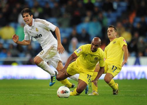 Kaká (Real Madrid - Villareal)