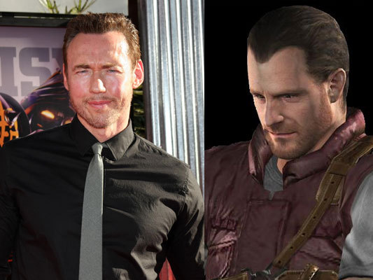 Kevin Durand as Barry burton