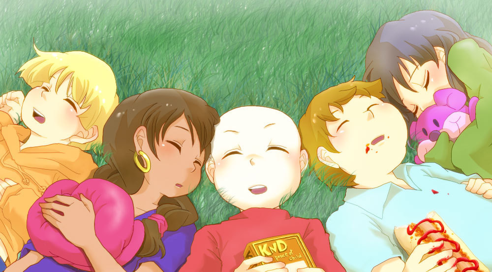 Kids Next Door Anime - Codename: Kids Next Door Photo (26395672