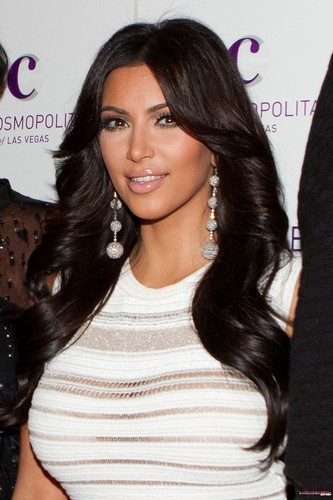 Kim's Birthday Party at Marquee Nightclub at the Cosmopolitan Hotel in Las Vegas - 22/10/2011