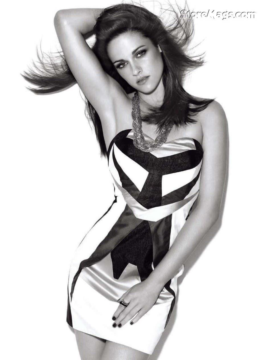 Kristen in Glamour UK