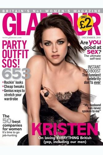 Kristen in Glamour UK
