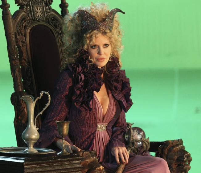 Kristin Bauer as Maleficent