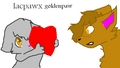 Lacpaw and goldenpaw