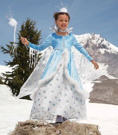 Lark's Halloween Costume-She's an Ice Princess - internet-camp-half-blood Photo