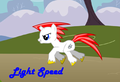 Light Speed the Earthpony