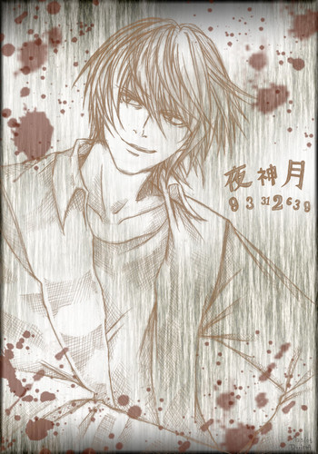 Light Yagami.