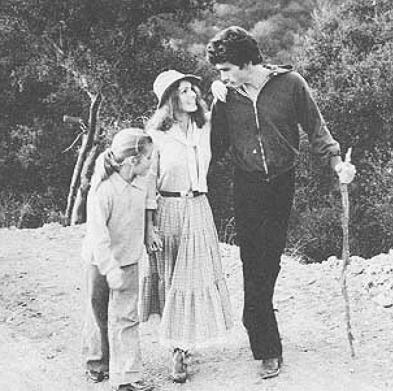 Lisa,Cilla and her boyfriend