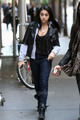 Lourdes Leon spotted out and about in NY, Oct 22 - lourdes-ciccone-leon photo