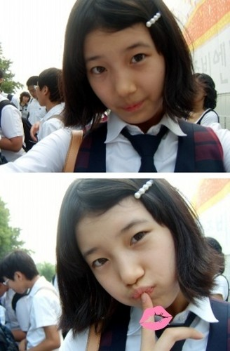 Bae Suzy 바탕화면 titled Lovely Suzy <3