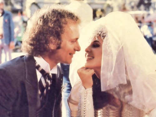 General Hospital 80s Wallpaper Called Luke And Laura Wedding